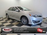 2013 Classic Silver Metallic Toyota Camry SE #81524821