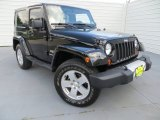 2011 Black Jeep Wrangler Sahara 4x4 #81524753