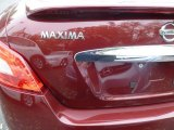 Nissan Maxima Badges and Logos