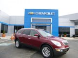 2008 Red Jewel Buick Enclave CXL #81524723