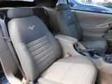 2000 Ford Mustang GT Convertible Front Seat