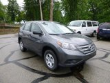 2013 Polished Metal Metallic Honda CR-V LX AWD #81540497