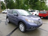 2013 Twilight Blue Metallic Honda CR-V EX AWD #81540492