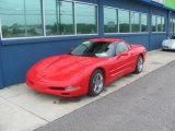 1998 Chevrolet Corvette Torch Red