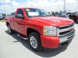 2010 Chevrolet Silverado 1500 LS Regular Cab Front 3/4 View