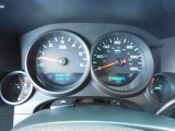 2010 Chevrolet Silverado 1500 LS Regular Cab Gauges