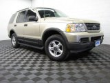 2003 Harvest Gold Metallic Ford Explorer XLT 4x4 #81540412
