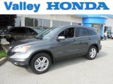 2011 Polished Metal Metallic Honda CR-V EX-L 4WD #81540086