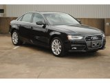 2013 Brilliant Black Audi A4 2.0T quattro Sedan #81540569