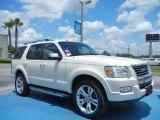 2009 Ford Explorer White Sand Tri-Coat Metallic