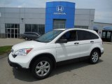 2008 Taffeta White Honda CR-V EX 4WD #81540484