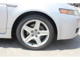 Acura TL 2005 Wheels and Tires