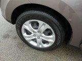 Hyundai Tucson 2011 Wheels and Tires