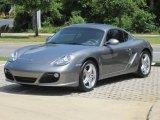 Porsche Cayman 2010 Data, Info and Specs