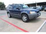 2002 Ford Escape True Blue Metallic