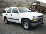 2004 Summit White Chevrolet Tahoe LS 4x4 #81540538