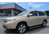 Toyota Highlander Colors