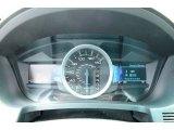 2013 Ford Explorer Limited Gauges