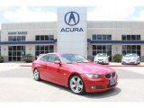 2007 Crimson Red BMW 3 Series 335i Coupe #81583494