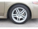Acura TL 2008 Wheels and Tires