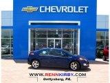 2013 Blue Topaz Metallic Chevrolet Volt  #81583802