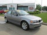2005 Silver Grey Metallic BMW 3 Series 325i Sedan #81583902