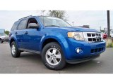 2011 Ford Escape Blue Flame Metallic