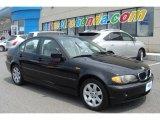 2002 Jet Black BMW 3 Series 325xi Sedan #81584198