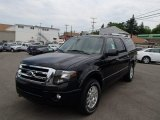 2013 Tuxedo Black Ford Expedition EL Limited 4x4 #81584094
