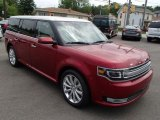 2013 Ford Flex Ruby Red Metallic