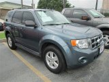 2010 Steel Blue Metallic Ford Escape XLS #81583569