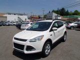 2013 Oxford White Ford Escape SE 2.0L EcoBoost 4WD #81584085