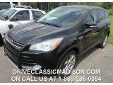 2013 Tuxedo Black Metallic Ford Escape SEL 2.0L EcoBoost 4WD #81583874