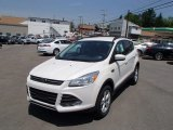 2013 Oxford White Ford Escape SE 2.0L EcoBoost 4WD #81584082