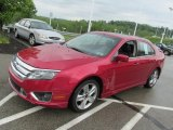 2010 Ford Fusion Sport Data, Info and Specs