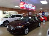 2013 Bordeaux Reserve Red Metallic Ford Fusion SE 1.6 EcoBoost #81584073