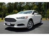 2013 Oxford White Ford Fusion SE #81583859