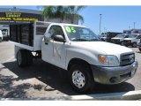 2005 Natural White Toyota Tundra Regular Cab #81583545