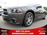 2013 Granite Crystal Dodge Charger R/T #81583626