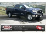 2013 Nautical Blue Metallic Toyota Tundra Double Cab 4x4 #81583438