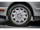 Mercedes-Benz E 1996 Wheels and Tires