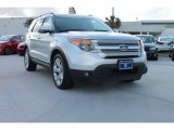 2011 Ingot Silver Metallic Ford Explorer Limited 4WD #81634726