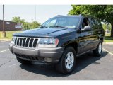 2002 Black Jeep Grand Cherokee Laredo 4x4 #81634609