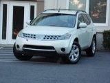 2006 Glacier Pearl Nissan Murano S #81634802