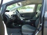 Toyota Prius Plug-in Interiors