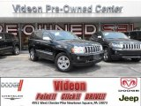 2006 Black Jeep Grand Cherokee Overland 4x4 #81634799