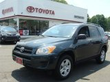 2010 Black Forest Pearl Toyota RAV4 I4 4WD #81634699
