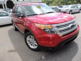 2011 Red Candy Metallic Ford Explorer XLT #81634486