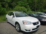2007 White Chevrolet Malibu LTZ Sedan #81634381