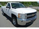 2008 Chevrolet Silverado 2500HD Work Truck Regular Cab Data, Info and Specs